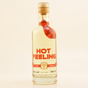 Hot Feeling Penis Chili Vodka