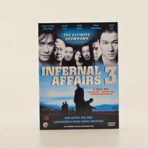 Infernal Affairs 3 DVD 2-Disc Set