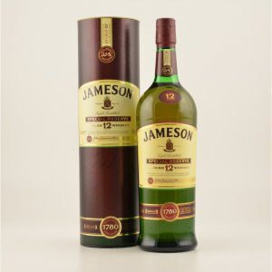 Jameson 1780 Special Reserve 12 Jahre Irish Whiskey 40% 1,0l