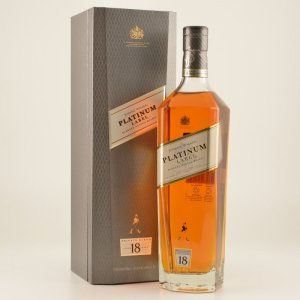 Johnnie Walker Platinum Label Whisky 18 Jahre 40% 1,0l