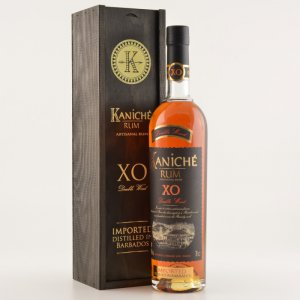 Kaniché XO Double Wood Rum 40% 0,7l