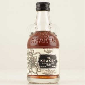 Kraken Black Spiced Rum Mini 47% 0,05l