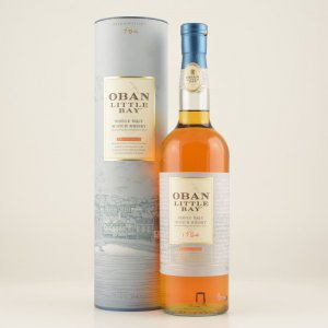 Oban Little Bay Highland Whisky 43% 0,7l