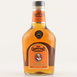 Old Grand Dad Straight Bourbon Whiskey 40% 0,7l