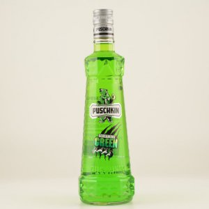 Puschkin Screaming Green 17,5% 0,7l
