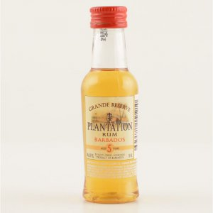 Plantation Rum Barbados 5 Jahre Grand Cru MINI PET 40% 0,05l