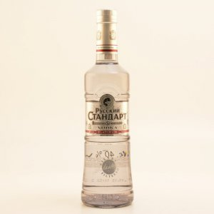 Russian Standard Platinum Vodka 40% 0,5l