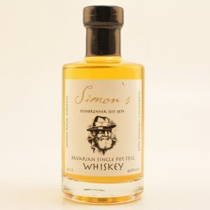Simons Bavarian Pure Whiskey 40% 0,2l
