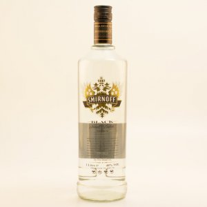 Smirnoff Black Label Vodka 1,0l