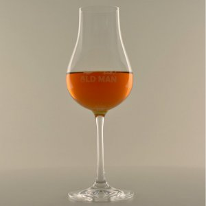 PURE RUM Nosing Glas by Spirits of Old Man