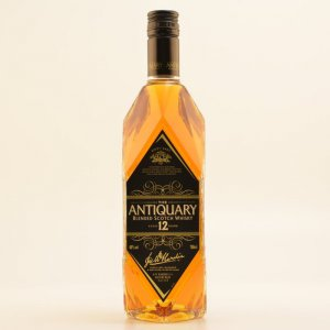 Tomatin The Antiquary Whisky 12 Jahre 40% 0,7l