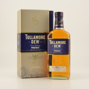 Tullamore Dew Phoenix Limited Irish Whiskey 55% 0,7l