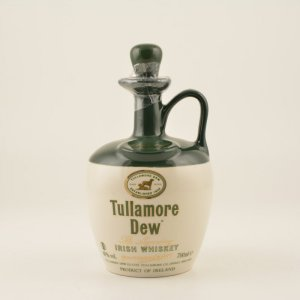 Tullamore Dew (im Krug) Irish Whiskey 40% 0,7l