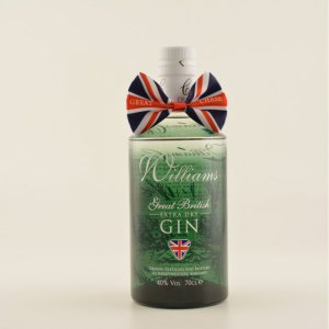 Williams Chase Extra Dry Gin 40% 0,7l