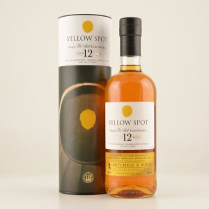 Yellow Spot 12 Jahre Irish Whiskey 46% 0,7l