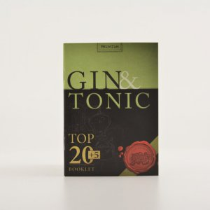 Zugabe: Premium Top 20+5 Gin & Tonic Booklet
