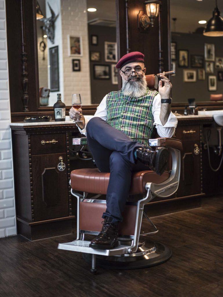Hadi - Barbier aus Düsseldorf