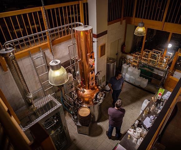 Dolleruper Destille Flensburger Spirituosenmanufaktur