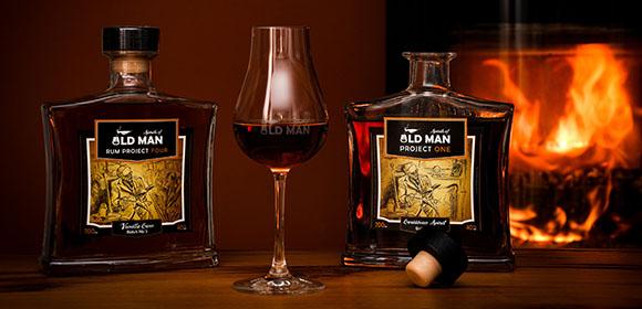 Rum Project One & Four - Medaillengewinner unter sich!