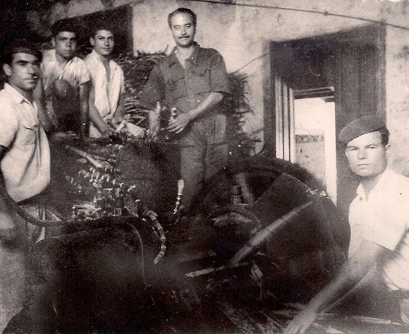 spanische Familie Quevedo, die für die traditionsreiche Destilerías Aldea verantwortlich ist