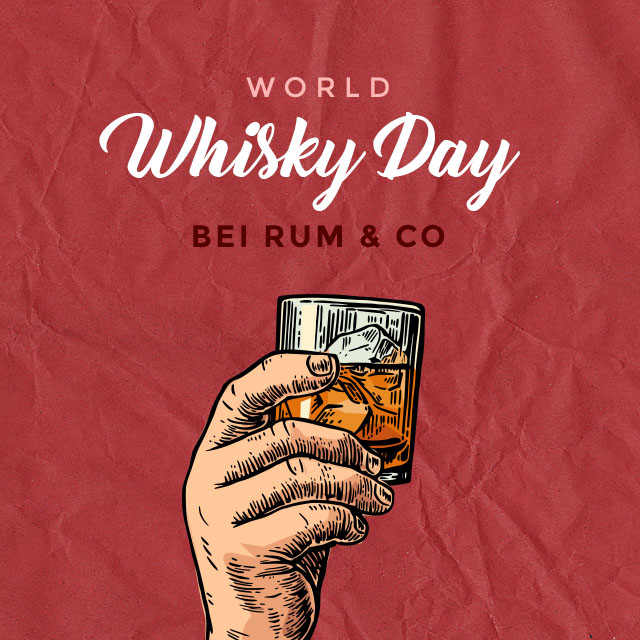 Banner-World Whisky Day