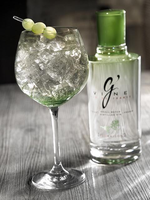 G'Vine + Glas