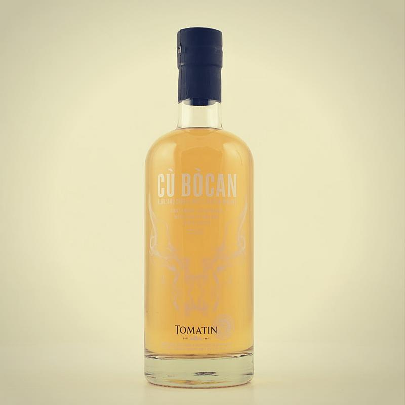 Tomatin Cu Bocan Whisky