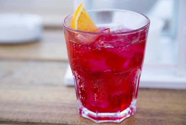 Cocktail zu Halloween