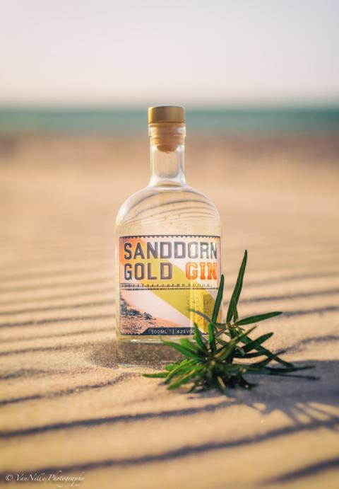 Sanddorn Gold Gin