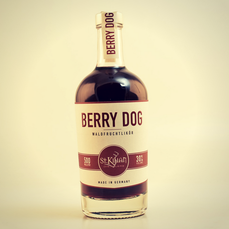 Distillers Berry Dog Waldfruchtlikör