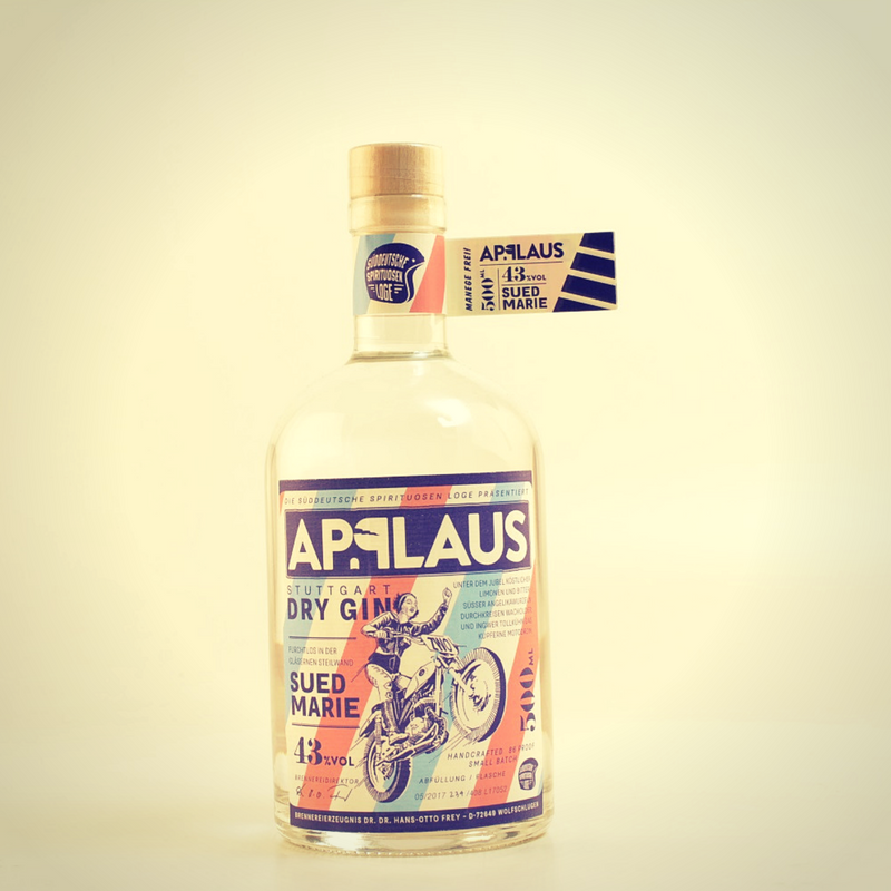 Applaus Gin Sued Marie