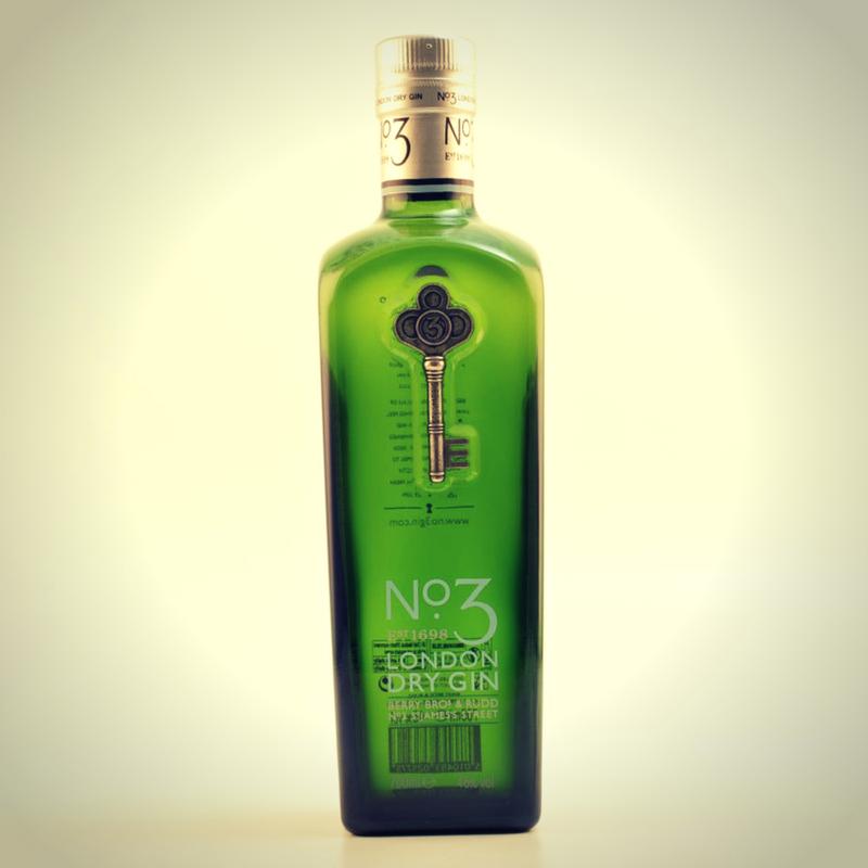 Lonfon No 3 Gin