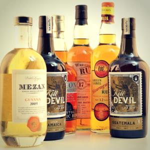 Tasting Set Rum Natural