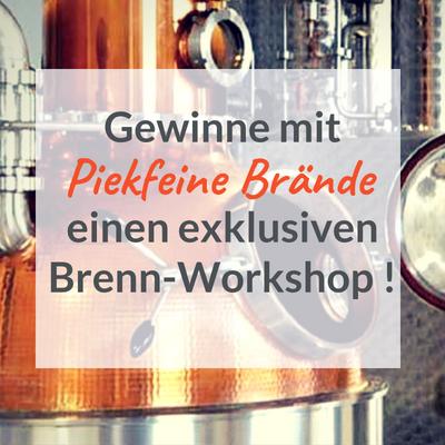 Gewinne miteinen exklusiven Brenn-Workshop in Bremen(1)