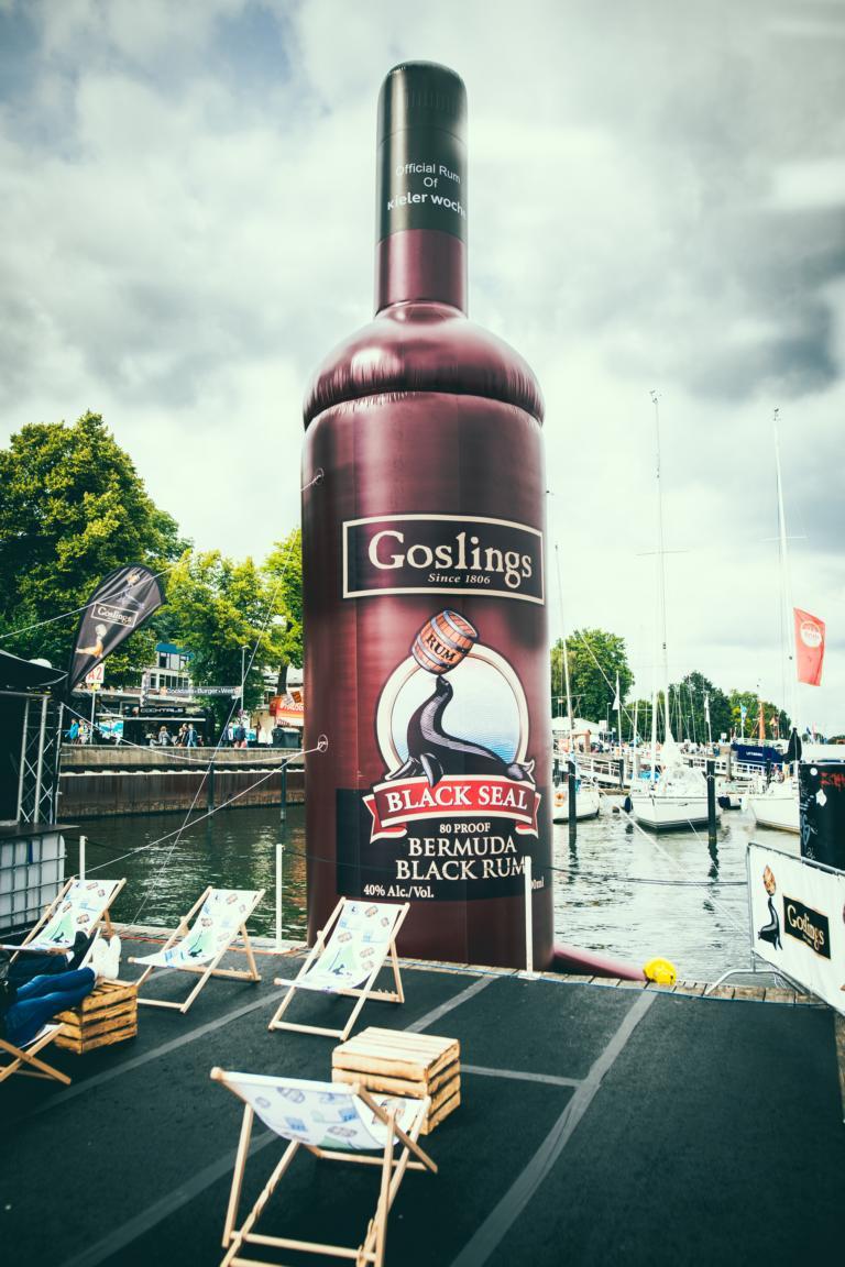 Goslings Island Bar