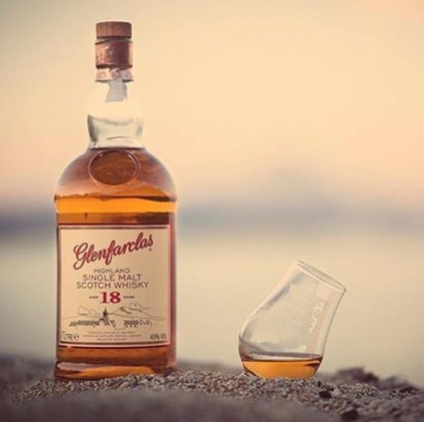 ©glenfarclaswhisky/Instagram