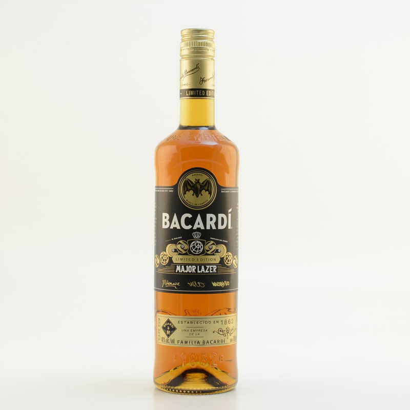 Bacardi Major Lazor