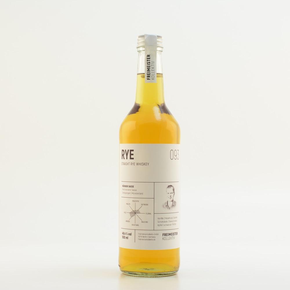 Freimeister Rye Whiskey