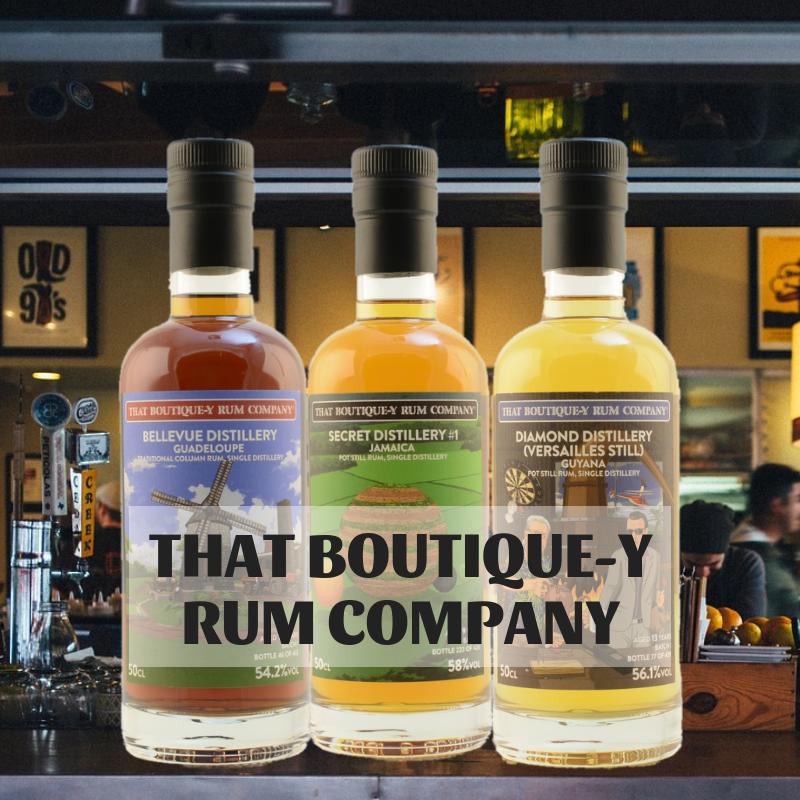 Boutique Rum Company