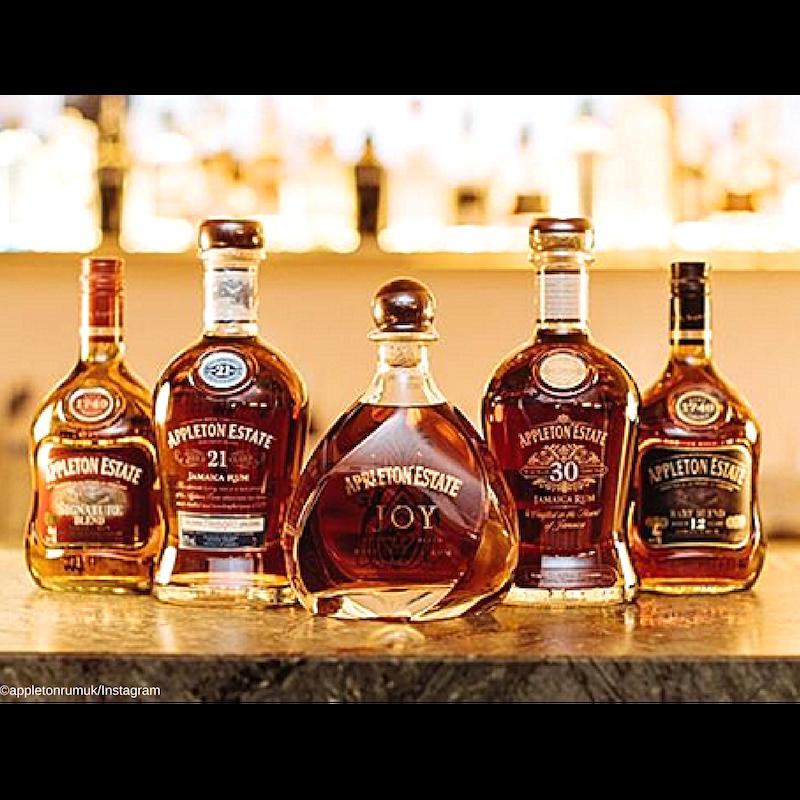 Whisky & Rum Explorer