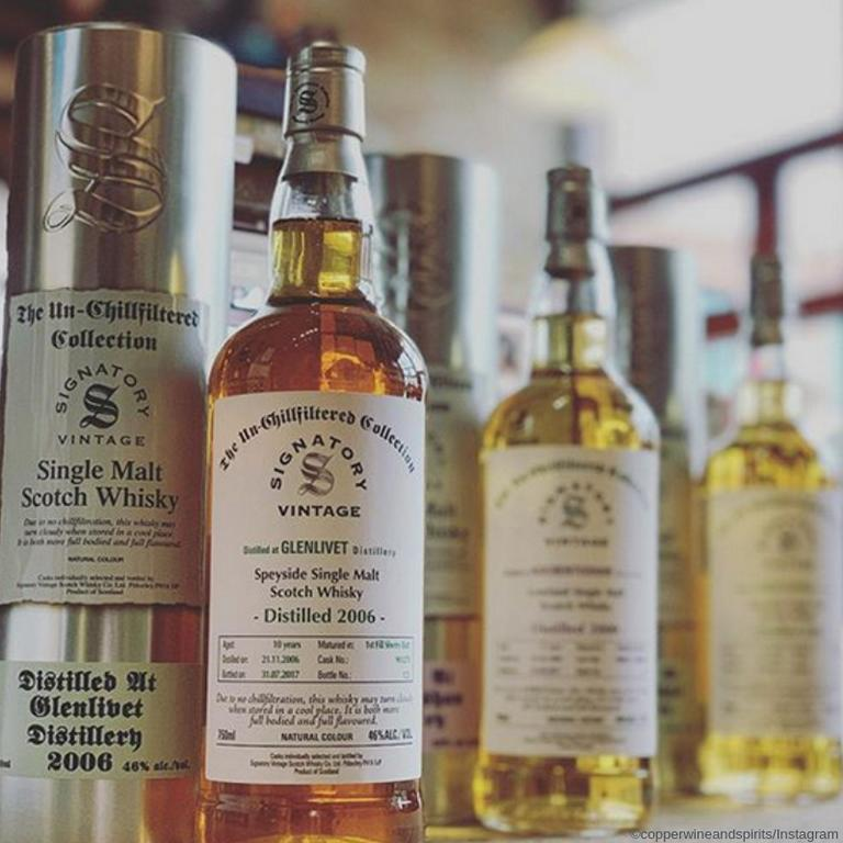 Signatory Whisky