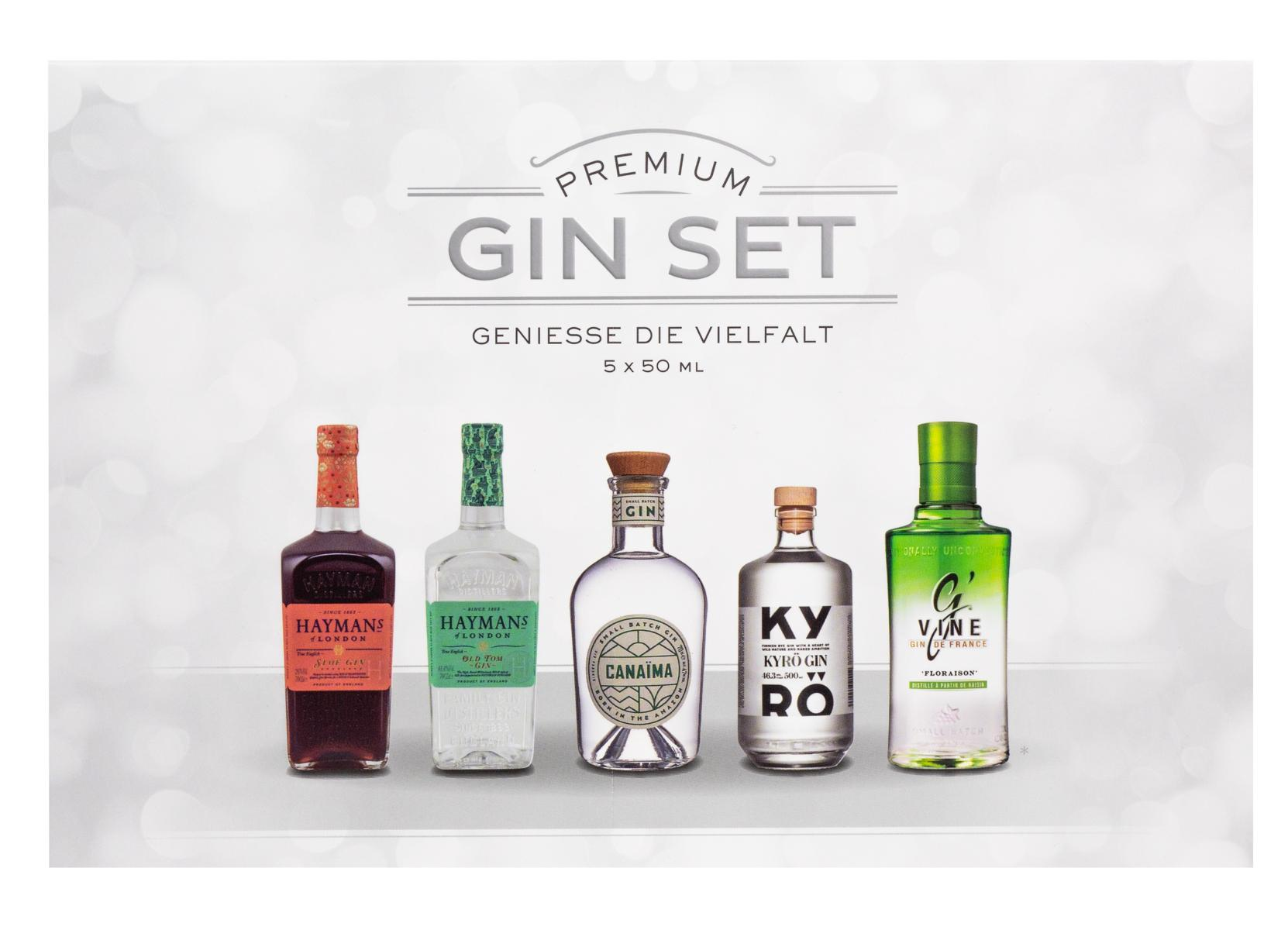 Gin Set
