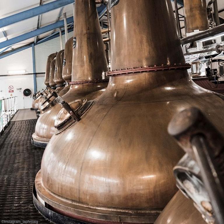 Laphroaig Destille