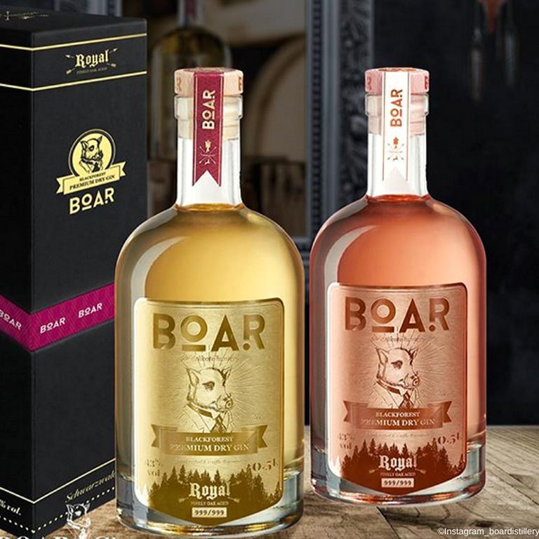 Boar Gin