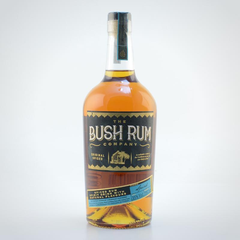 Bush Rum Spiced