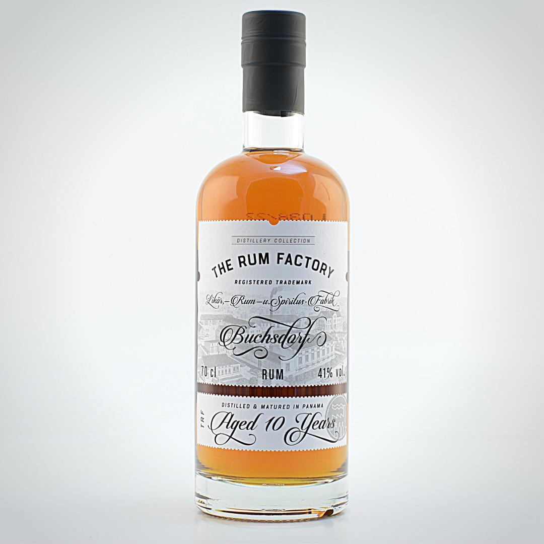 The Rum Factory Rum 10 Jahre
