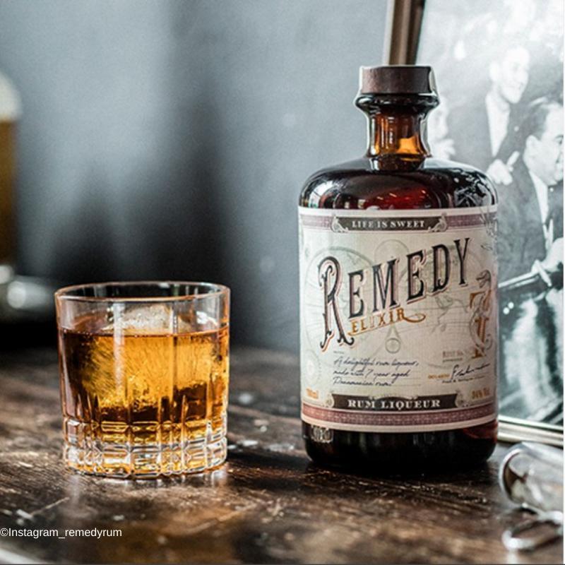 Remedy Elixir Instagram