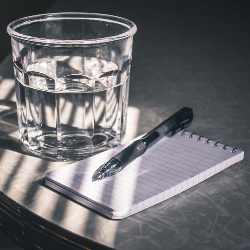 New Make Whisky im Glas