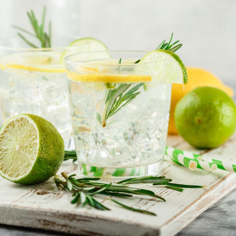 alkoholfreie Spirituose