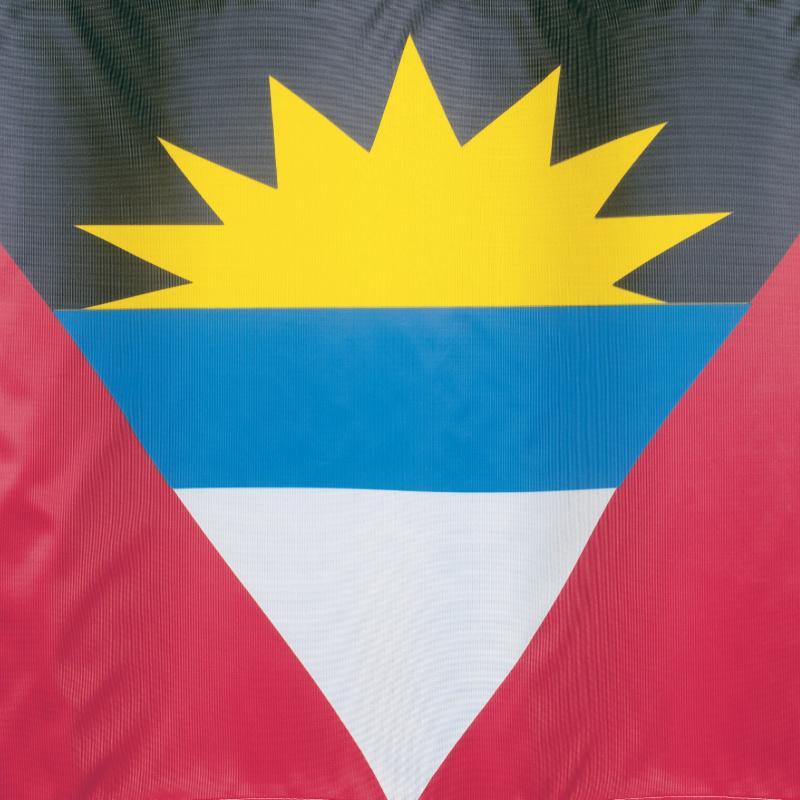 Antigua Flagge